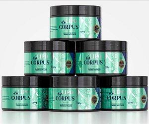Lipo Corpus | Gel Redutor de Medidas - 6 Unidades Tratamento 180 Dias + Brinde ( 02 Ultra Cinta Modeladora e Fita Corporal Grátis. )