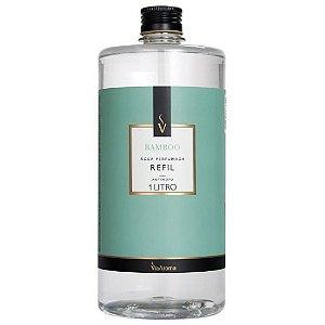 Refil água perfumada Via Aroma bamboo 1 L