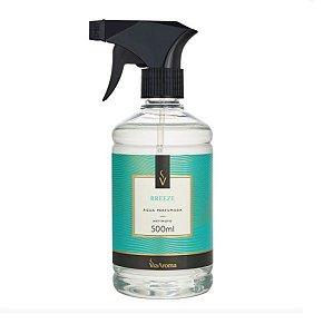 Água perfumada Via Aroma breeze 500 ml