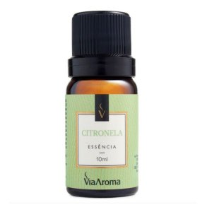 Essência concentrada Via Aroma citronela 10 ml