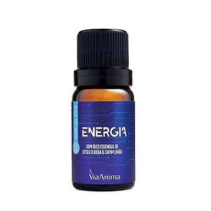 Essência concentrada Via Aroma sensações energia 10 ml