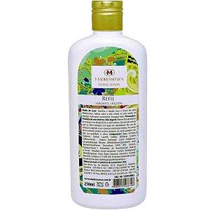 Refil sabonete líquido Madressenza floral lemon 250 ml