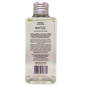 Refil difusor de aromas Boutique de Aromas novitá chá branco com romã 250 ml
