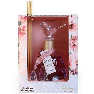 Difusor de aromas Boutique de Aromas flowers pássaro flor de cereja 250 ml