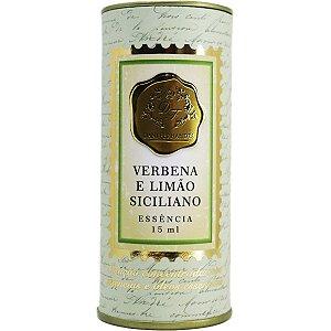 Essência concentrada Dani Fernandes verbena e limão siciliano 15 ml