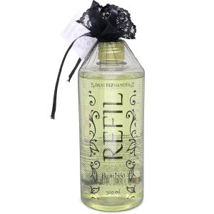 Refil home spray Dani Fernandes bamboo 500 ml