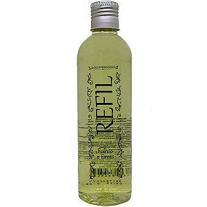 Refil sabonete líquido Dani Fernandes folhas e ervas 250 ml