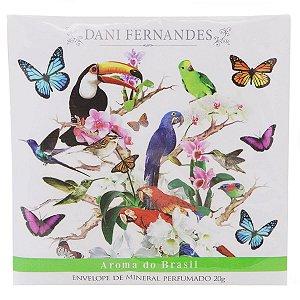 Sachê perfumado Dani Fernandes aroma do brasil 20 g