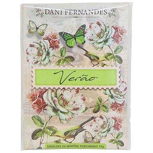 Sachê perfumado Dani Fernandes verão 10 g