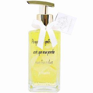 Sabonete líquido Dani Fernandes capim limão poesia 250 ml
