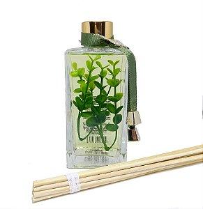 Difusor de aromas Dani Fernandes folhas verdes 250 ml