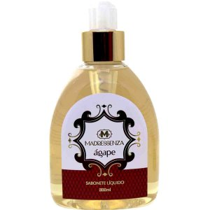 Sabonete líquido Madresseza ágape 300 ml