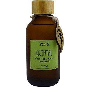 Difusor de aromas Boutique de Aromas verbena quintal 250 ml