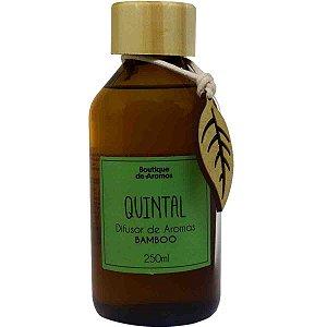 Difusor de aromas Boutique de Aromas bamboo quintal 250 ml