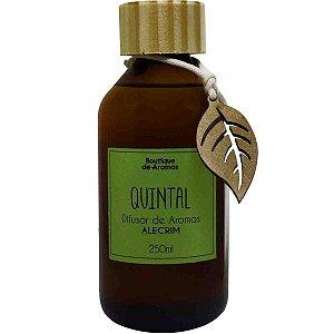 Difusor de aromas Boutique de Aromas alecrim quintal 250 ml
