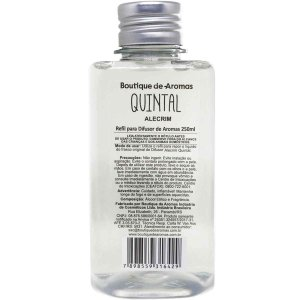 Refil difusor de aromas Boutique de Aromas alecrim quintal 250 ml