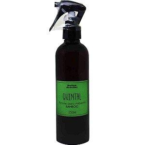 Perfume para ambientes Boutique de Aromas bamboo quintal 250 ml