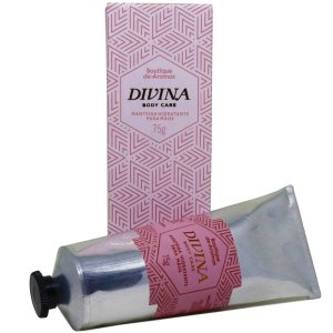 Manteiga hidratante para mãos Boutique de Aromas divina 75g