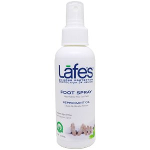Desodorante spray para os pés Lafe's 118 ml