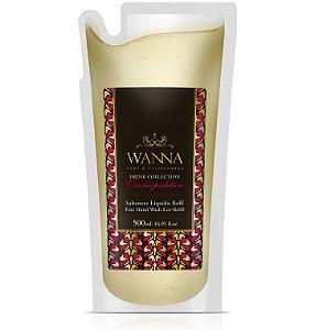 Refil sabonete líquido Wanna Cosmopolitan 500 ml