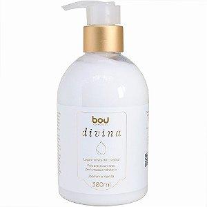 Hidratante corporal Boutique de Aromas jasmim vanilla 380ml