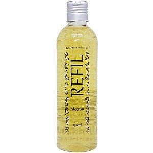 Refil sabonete líquido Dani Fernandes alecrim glitter 250 ml