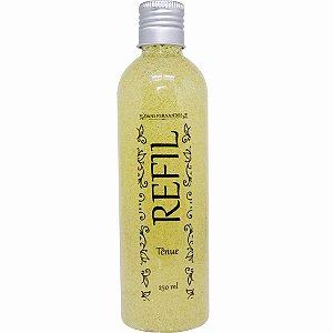 Refil sabonete líquido Dani Fernandes tênue glitter 250 ml
