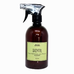 Água perfumada Boutique de Aromas quintal alecrim 500 ml