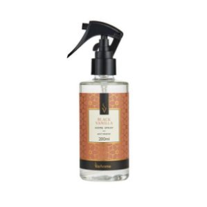 Home spray Via Aroma black vanilla 200 ml