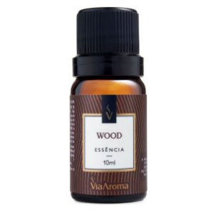 Essência concentrada Via Aroma Wood 10ml