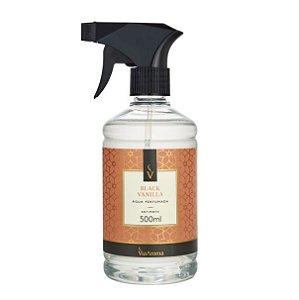 Água perfumada Via Aroma Black Vanilla 500 ml