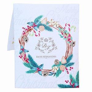 Envelope perfumado Dani Fernandes romã natal guirlanda 12 g