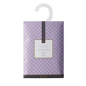Sachê perfumado Via Aroma Lavanda 25 g