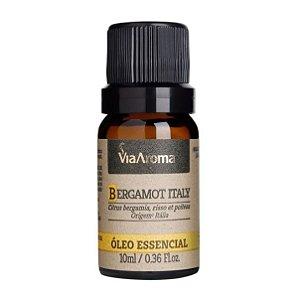 Óleo essencial Via Aroma bergamot Italy 10 ml