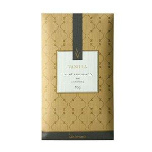 Sachê perfumado Via Aroma vanilla 10 g