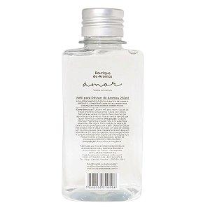 Refil difusor de aromas Boutique de Aromas violeta com amora amor 250 ml