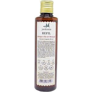 Refil sabonete líquido Jordanie pitanga e flor de maracujá 200 ml