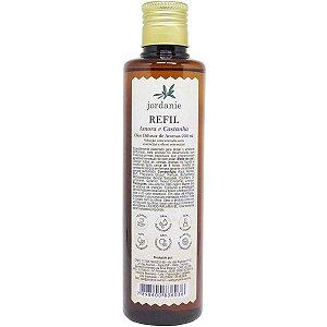 Refil difusor de aromas Jordanie amora e castanha 200 ml