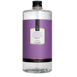 Refil água perfumada Via Aroma lavanda francesa 1 L
