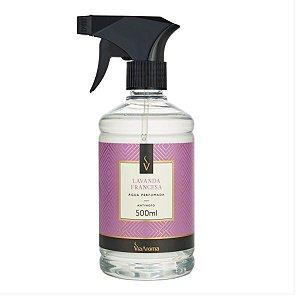 Água perfumada Via Aroma lavanda francesa 500 ml