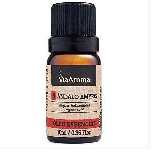 Óleo essencial Via Aroma sandalo amyris 10 ml
