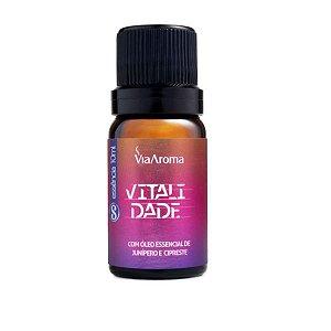 Essência concentrada Via Aroma sensações vitalidade 10 ml