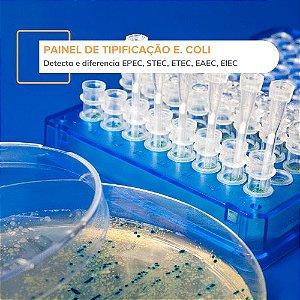Painel de Tipificação E. coli