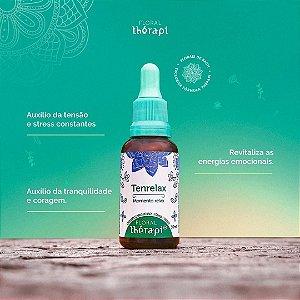 Floral para Tensão e stress - TENRELAX