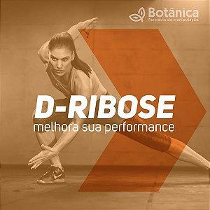 D- Ribose 5g e Creatina 5g 30 sachês