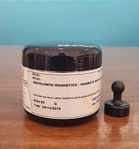 Esfoliante Magnético - magnific skin 50g