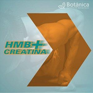 HMB 3g + Creatina 5g 30 sachês
