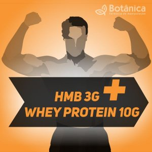 HMB 3g + Whey Protein 10g