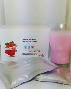 Iogurte da beleza com Verisol e vitamina C 15un