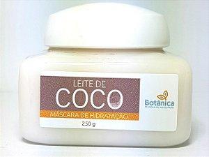 Máscara de Tratamento Leite de Coco 250g